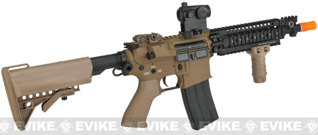 G&P Sentry 10.5 Shorty M4 Airsoft AEG - Sand (Package: Gun Only)