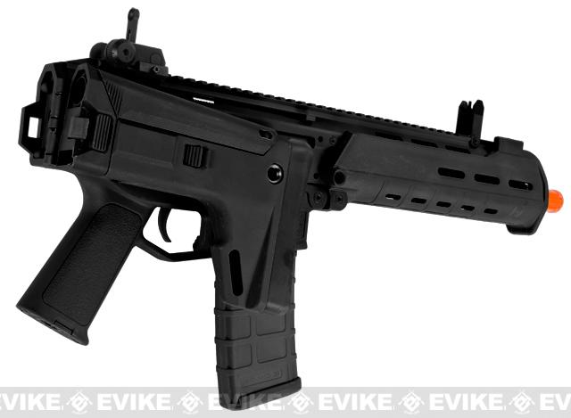 z G&P Custom Magpul PTS Licensed Masada Airsoft AEG Rifle - Black