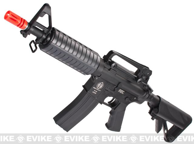 ICS Full Metal M4 Commando Crane Stock Airsoft AEG Rifle