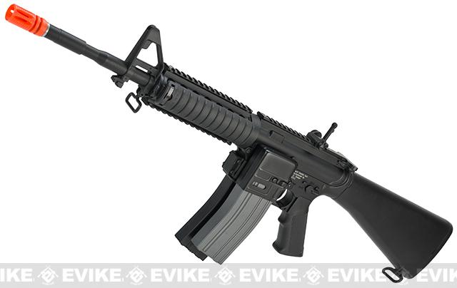 ICS Licensed M4 SR-16 C-15 Airsoft AEG Electric Rifle w/ Ready Mag System