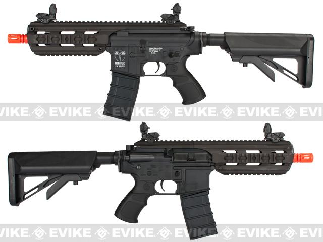 ICS CXP16S Sportline Airsoft AEG Rifle - Black