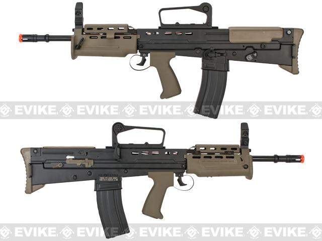 Pre-Order ETA September 2016 ICS Full Metal L85 Carbine Airsoft AEG Rifle