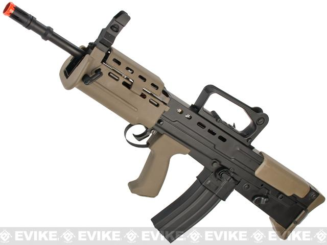 ICS Full Metal L85 Carbine Airsoft AEG Rifle