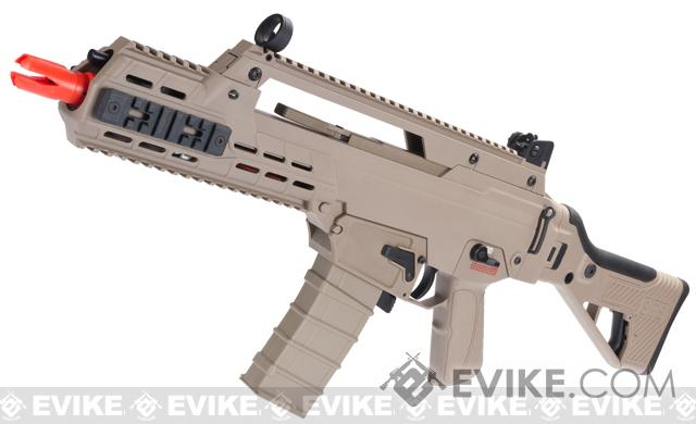 Pre-Order ETA November 2015 ICS G33 Airsoft AEG Rifle - Desert Tan