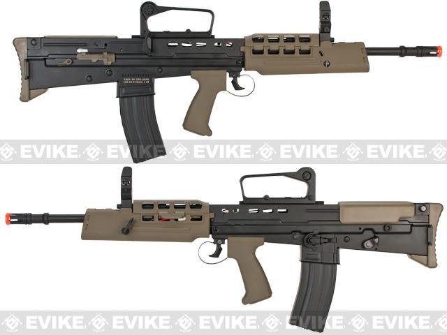 ICS L85A2 British Military Full Size Airsoft AEG Rifle