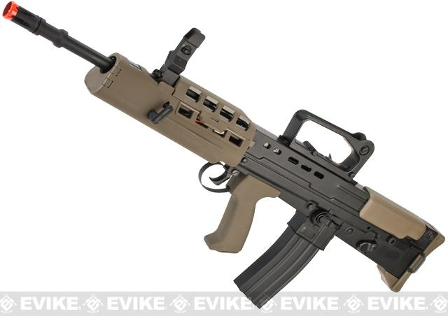 Pre-Order ETA April 2016 ICS L85A2 British Military Full Size Airsoft AEG Rifle