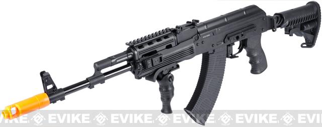 Bone Yard - APS / Javelin AK74 Full Metal Tactical Electric Blowback Airsoft AEG Rifle (Store Display, Non-Working Or Refurbished Models)