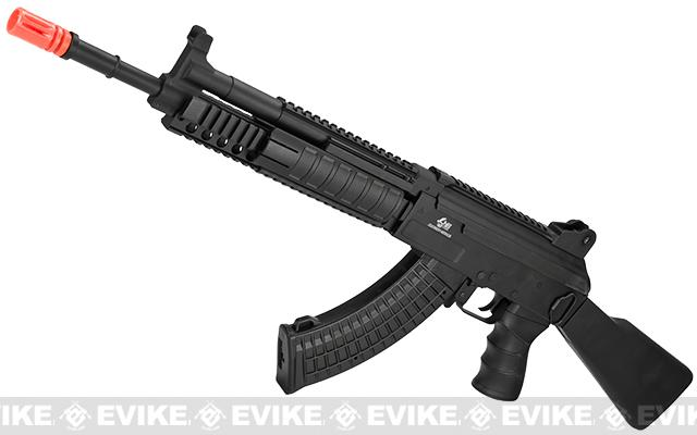 Pre-Order ETA July 2015 JG Full Metal AK Hybrid Custom Airsoft AEG Rifle