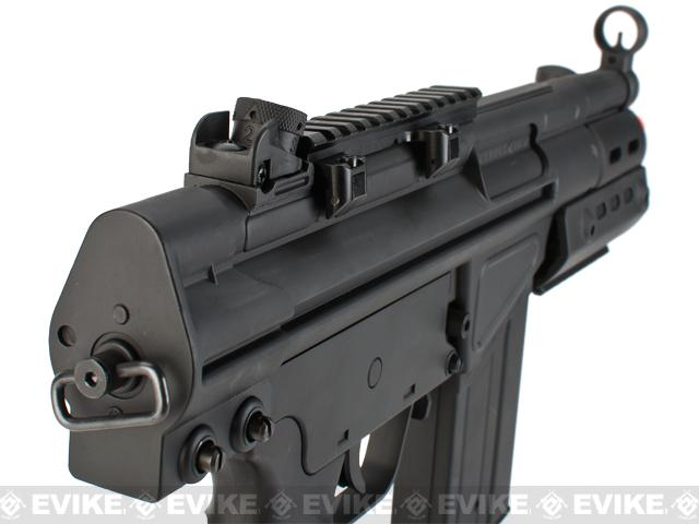 JG T3 SAS Super Shorty RIS Airsoft AEG Rifle w/ Sling End Cap
