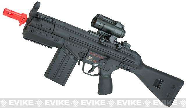 JG T3 SAS-G Shorty RIS Airsoft AEG Rifle w/ Full Stock