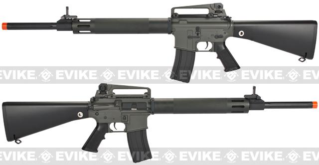Bone Yard - JG M16 UFC Special Force Full Size Airsoft AEG Rifle (Store Display, Non-Working Or Refurbished Models)