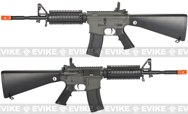 JG M4 SR-16 Enhanced Lipo Ready Airsoft AEG Rifle (Newest Version)