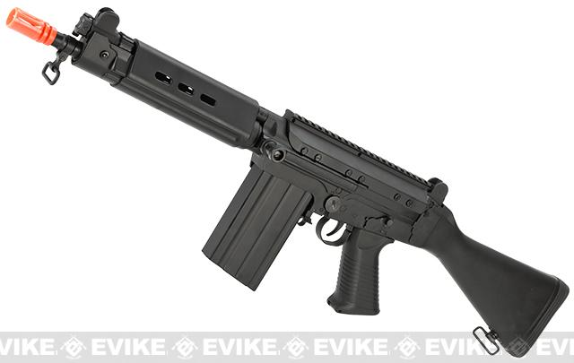 JG Full Metal FAL Carbine Full Size Electric Blowback Airsoft AEG Rifle