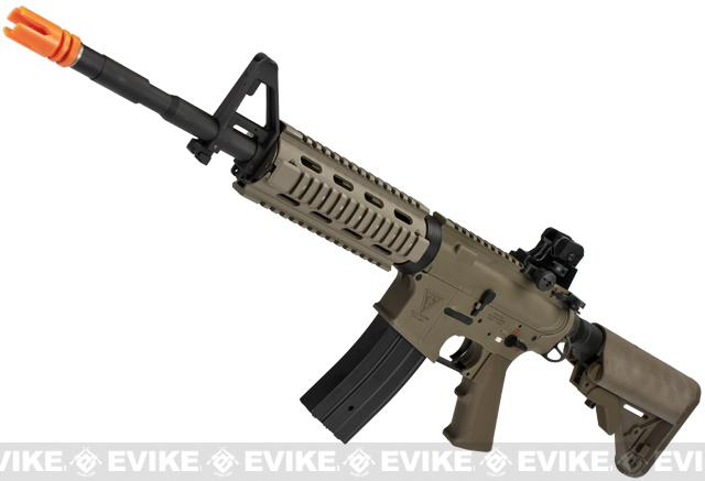 Echo1 Platinum Edition M4RIS Airsoft AEG Rifle - Dark Earth