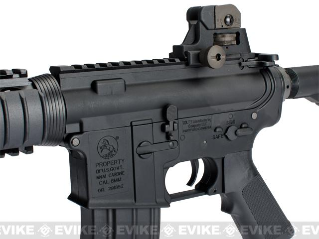 Pre-Order ETA May 2017 King Arms Colt M4CQB-R Airsoft AEG Rifle