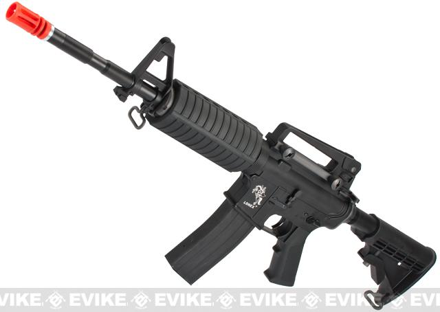 Lonex M4-A1 Full Metal Airsoft AEG Rifle - LE Stock