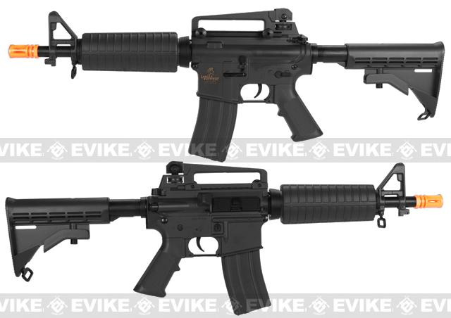 Bone Yard - Lancer Tactical M4 CQB Airsoft AEG Rifle (Store Display, Non-Working Or Refurbished Models)