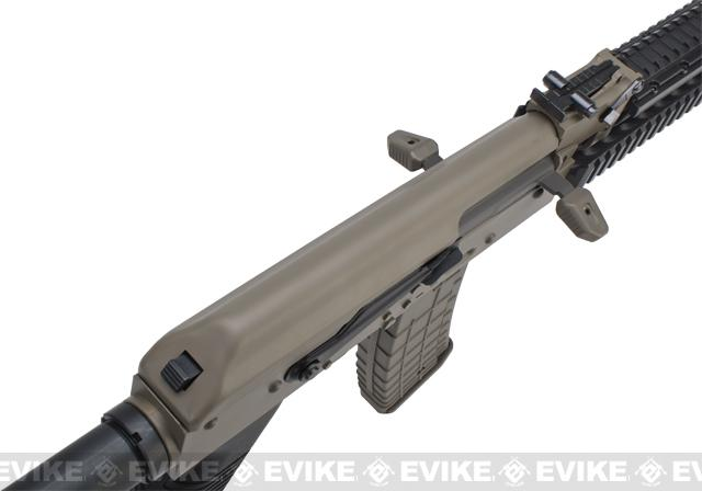 Lancer Tactical Sportline Tactical AK Airsoft AEG Rifle - Tan