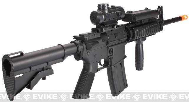 Bone Yard - Double Eagle / RISE M06A1 Airsoft AEG Rifle (Store Display, Non-Working Or Refurbished Models)