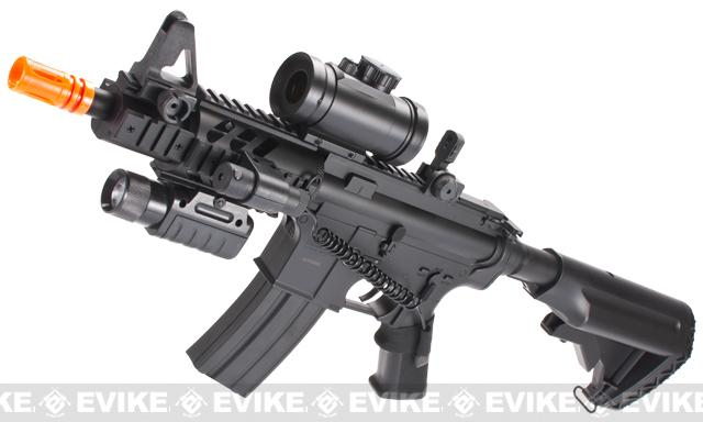 Bone Yard - DE M4 RIS M805A2 Low Power Airsoft AEG Rifle  (Store Display, Non-Working Or Refurbished Models)