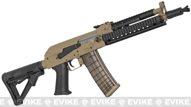 PTS Limited Edition Tactical AK Full Metal Airsoft AEG Rifle