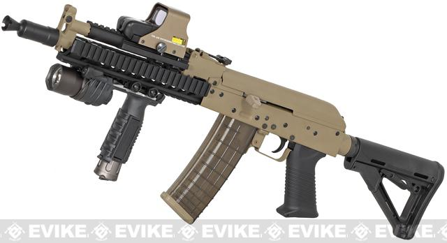 Magpul PTS Limited Edition Tactical AK Full Metal Airsoft AEG Rifle
