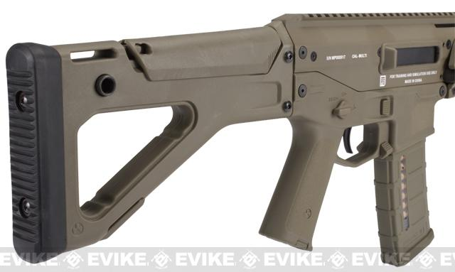 z New Generation Magpul PTS Masada SV Full Size Airsoft AEG Rifle - Dark Earth
