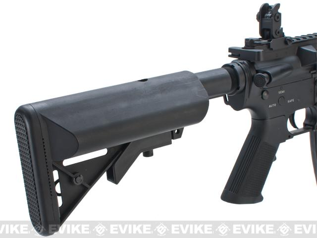z AGM M4-CQB RIS Airsoft AEG Rifle w/ Crane Stock