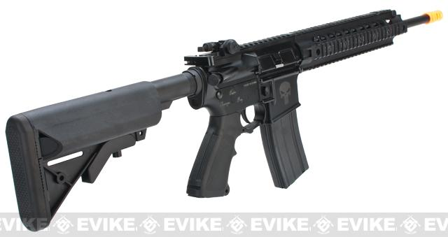 Bone Yard - Matrix Zombie Killer 15 URX Full Metal M4 Airsoft AEG Rifle (Store Display, Non-Working Or Refurbished Models)