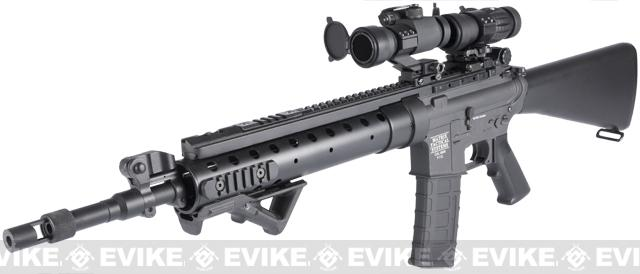 Evike Custom Matrix M120 M16 SPR MOD-0 Airsoft AEG Rifle