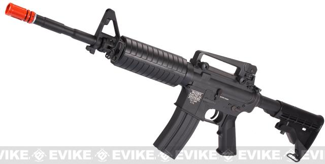 Matrix Pro-Line Lipo Ready 8mm Gearbox Full Metal M4 Carbine Airsoft AEG (350 FPS / 23 RPS!)