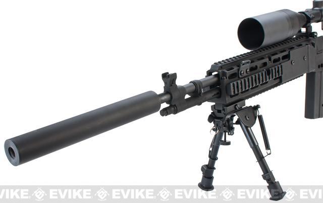 Evike Class I Custom M14 EBR Airsoft AEG Rifle Package inspired by Battlefield 4