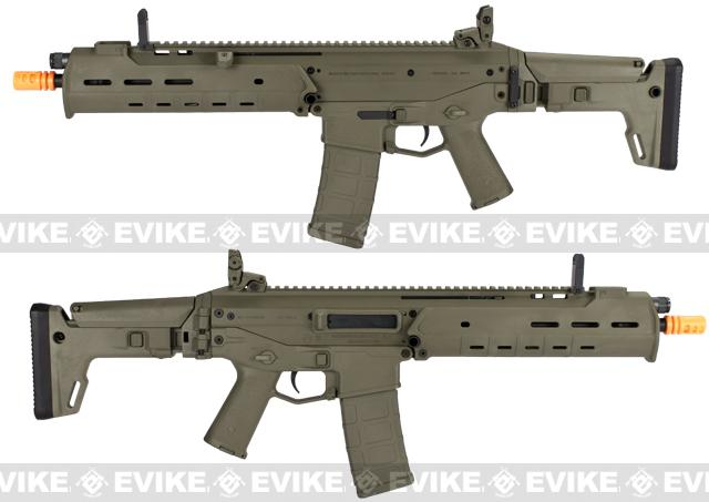 PTS ACR CQB Airsoft AEG Rifle - Dark Earth