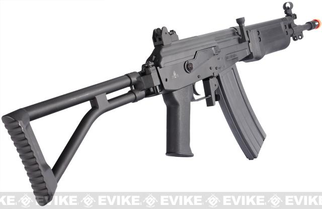 Matrix Full Metal Galil SAR Airsoft AEG by CYMA - (Package: Add 7.4v LiPo Battery + BMS Charger + LiPo Safe)
