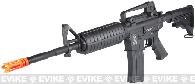 Pre-Order ETA August 2015 Colt Licensed Full Metal M4A1 Carbine Airsoft AEG Rifle (Enhanced Li-Po Ready Upgraded Gearbox)