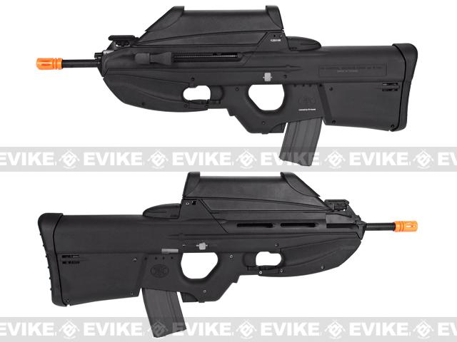 G&G FN Herstal FN2000 Hunter Airsoft AEG Rifle - Black (Package: Gun Only)