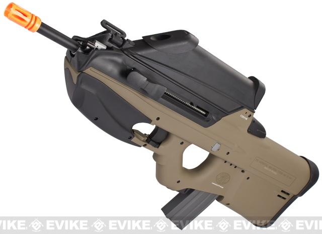 Pre-Order ETA November 2015 G&G FN Herstal FN2000 Hunter Airsoft AEG Rifle - Dark Earth