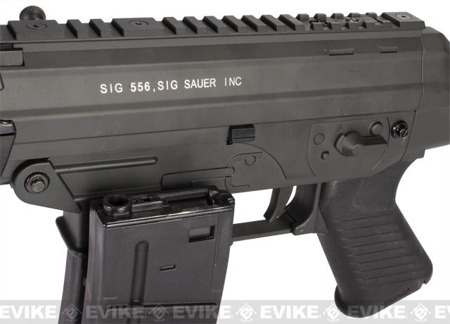 SoftAir Licensed Cybergun Sig Sauer SIGARMS SIG556 Airsoft AEG Rifle