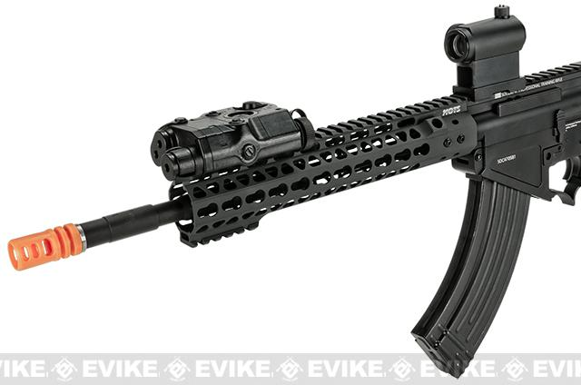 Evike Class I Custom G&P MOTS Edition 10.75 KeyMod Free Float Rail System SR-47 - Black