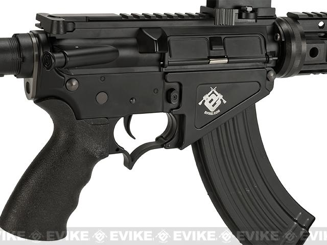 Evike Class I Custom Limited G&P Edition 12.5 Free Float Rail System SR-47 Airsoft AEG Rifle