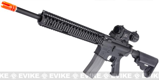 SOCOM Gear Daniel Defense Vickers Tactical M4 Carbine Airsoft AEG Rifle