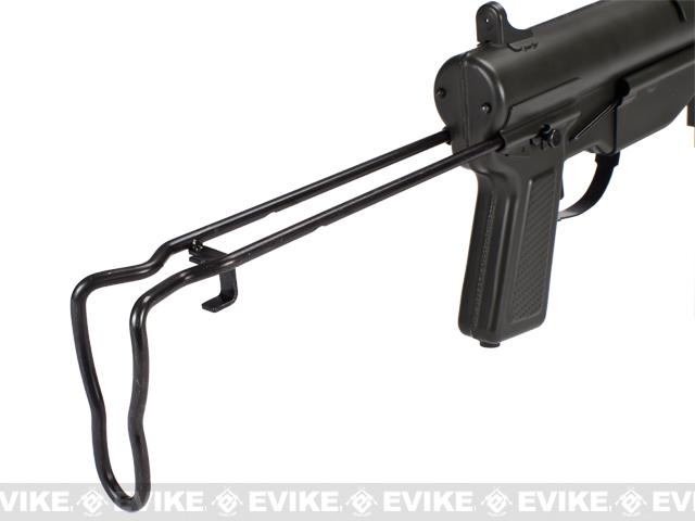 Matrix WWII M3A1 Full Steel Grease Gun Airsoft AEG by S&T