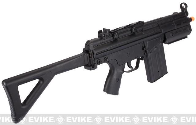 JG T3 SAS-F Airsoft AEG Rifle with Folding Stock