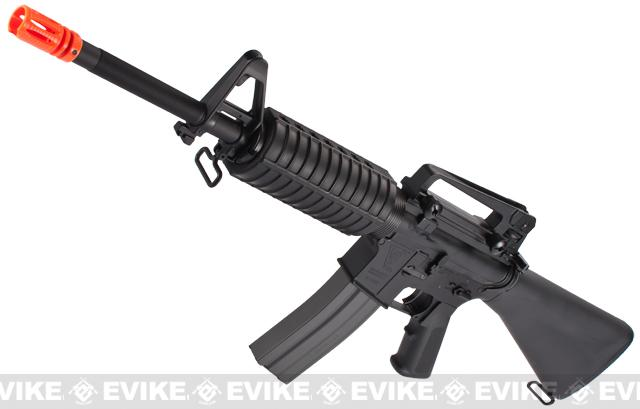 z G&G Top Tech Full Metal TR16 A3 Electric Blowback Airsoft AEG Rifle