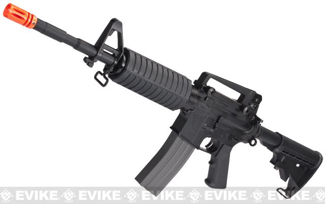 G&G Top Tech TR16 M4 Carbine Electric Blowback Airsoft AEG Rifle - (Package: Gun Only)