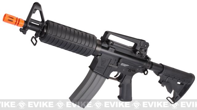 G&G Top Tech TR16 M4 Commando Electric Blowback Airsoft AEG Rifle
