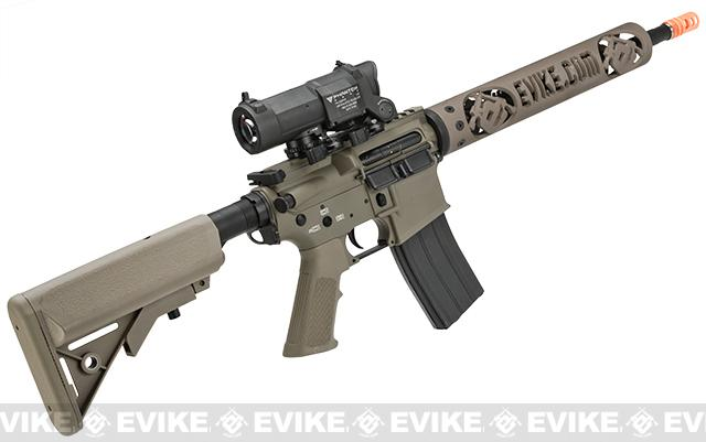 Evike Custom Class I G&P M4 Airsoft AEG Rifle - Unique-AR 12 (Package: Gun Only)