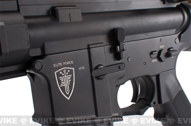 Elite Force SR16 4CRL Style Full Metal M4 Airsoft AEG Rifle by VFC