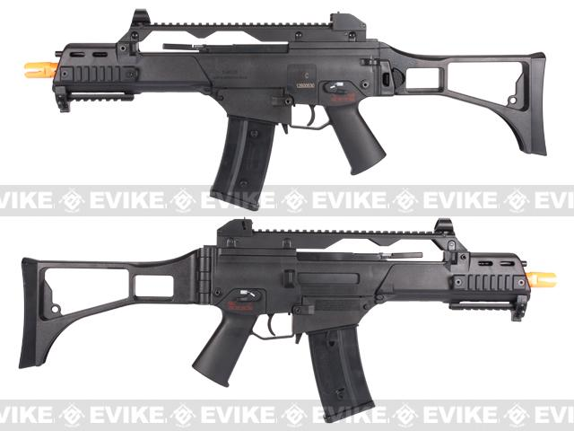 H&K G36C Competition Series Airsoft AEG Rifle by Umarex - Black