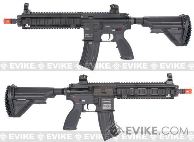 Bone Yard - Umarex VFC HK 416 CQB Elite Full Metal Airsoft AEG Rifle (Store Display, Non-Working Or Refurbished Models)